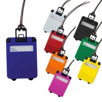 Étiquette valise B830 - Réf: B830