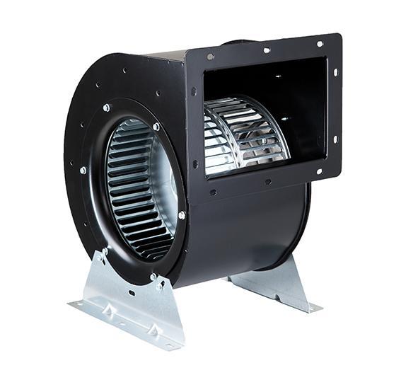 OCES - Universal Radialventilator mit hohen Durchflussraten