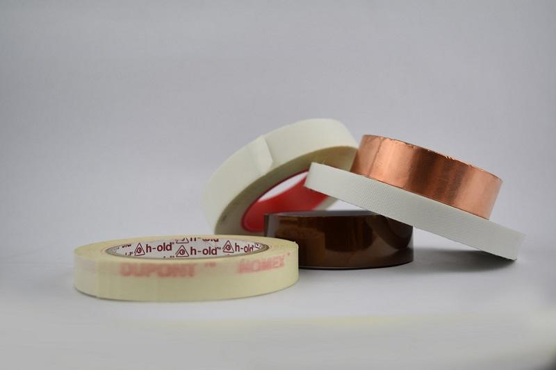 Nastri adesivi dielettrici - Classe d'isolamento F