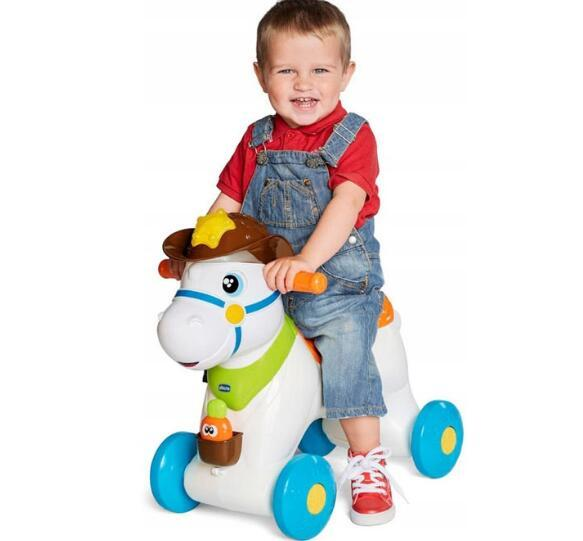Cheap plastic indoor baby rocking horse Ride On Animal Toy - Ride on Horse