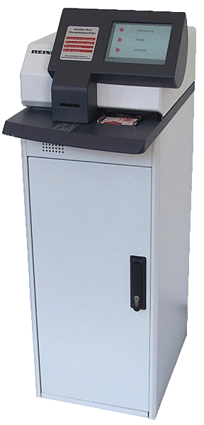 ATM Scanners - ScanCek Touch