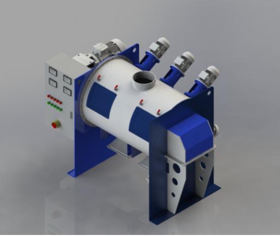 Remixer YT800 - Yatay Mikser Makinesi