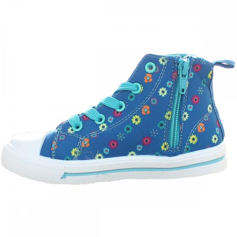 8x Baskets montantes sur cintre La Reine des Neiges du... - Chaussures