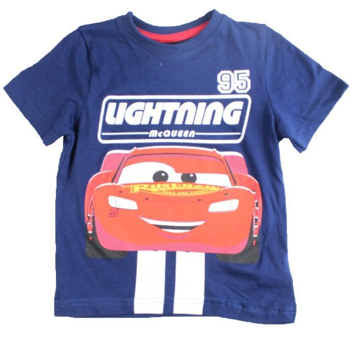 Importador de stock Europa Camiseta Disney Cars - Camiseta y Polo de manga corta