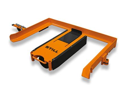 STILL LiftRunner® - Routenzug Autarker E-Rahmen -