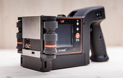 ANSER U2 MOBILE HD Impresora Inyección Térmica Industrial
