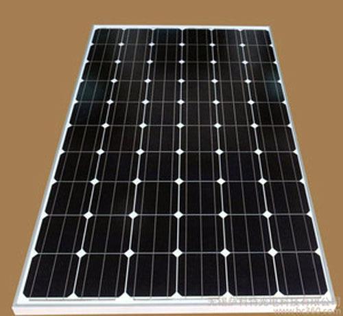 модуль монохромного модуля 260 Вт - чистая энергия, 25 лет жизни