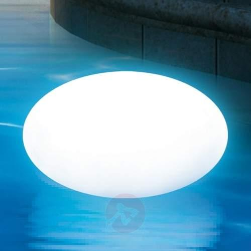 Luminous egg with RGB LEDs for fantastic light - Outdoor Decorative Lights