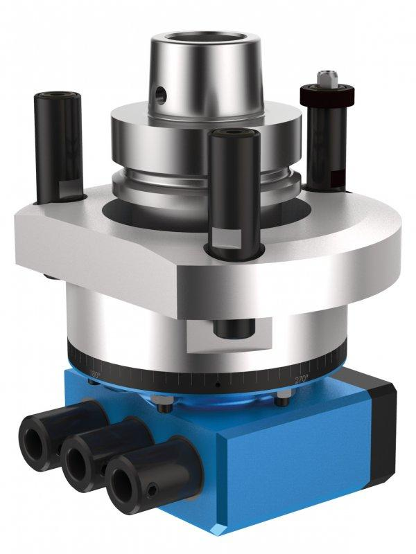 Multi-spindle head MULTI H3+ - CNC multi-spindle head for machining of wood, composites and aluminium