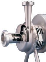 Pompes centrifuges - Pompe centrifuge sanitaire UC Waukesha