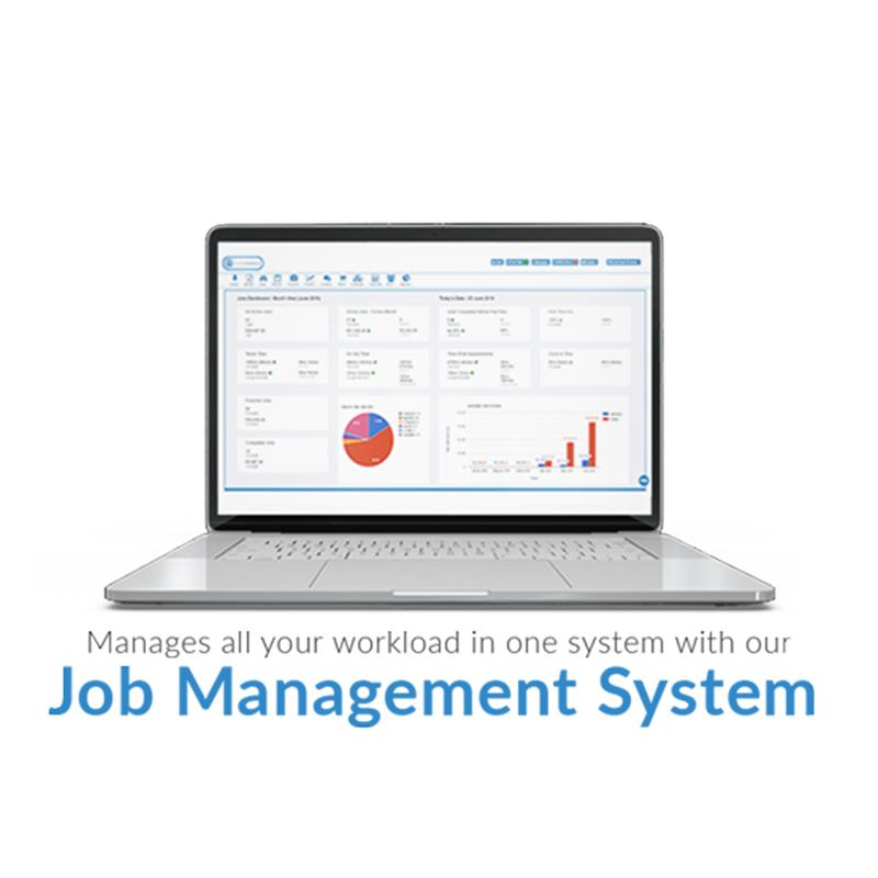 Job Management Software -