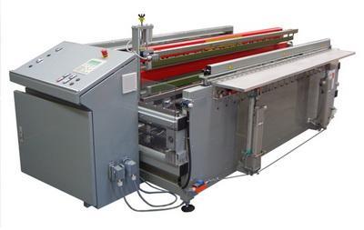 Abkantmaschine Mod. A-BA - Tafelbiegemaschinen