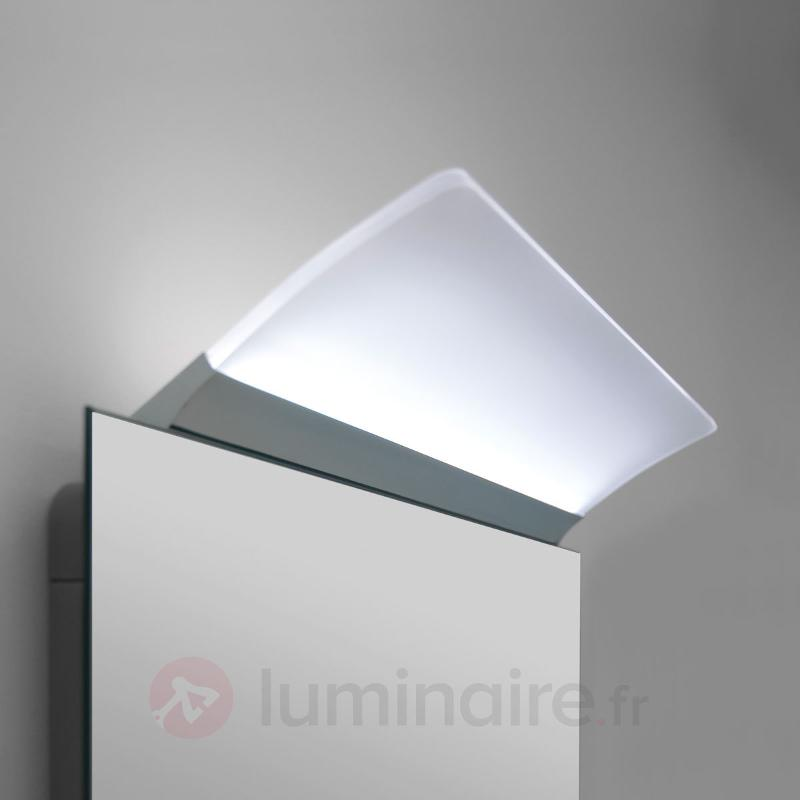 Miroirs salles de bains produits for Applique led miroir