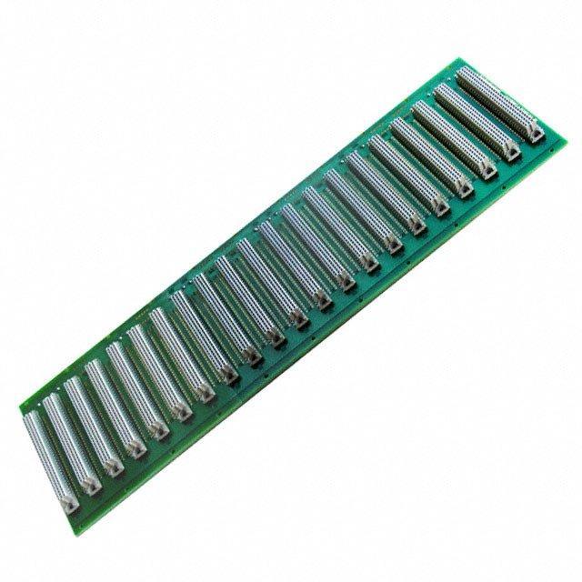 BACKPLANE VME J2 21-SLOT MONO - Vector Electronics VMEBP21J2