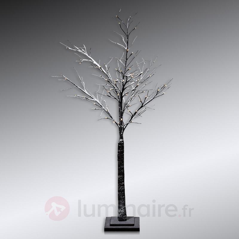 Arbre LED Rick pour l'extérieur 120 cm IP44 - Lampes décoratives d'extérieur
