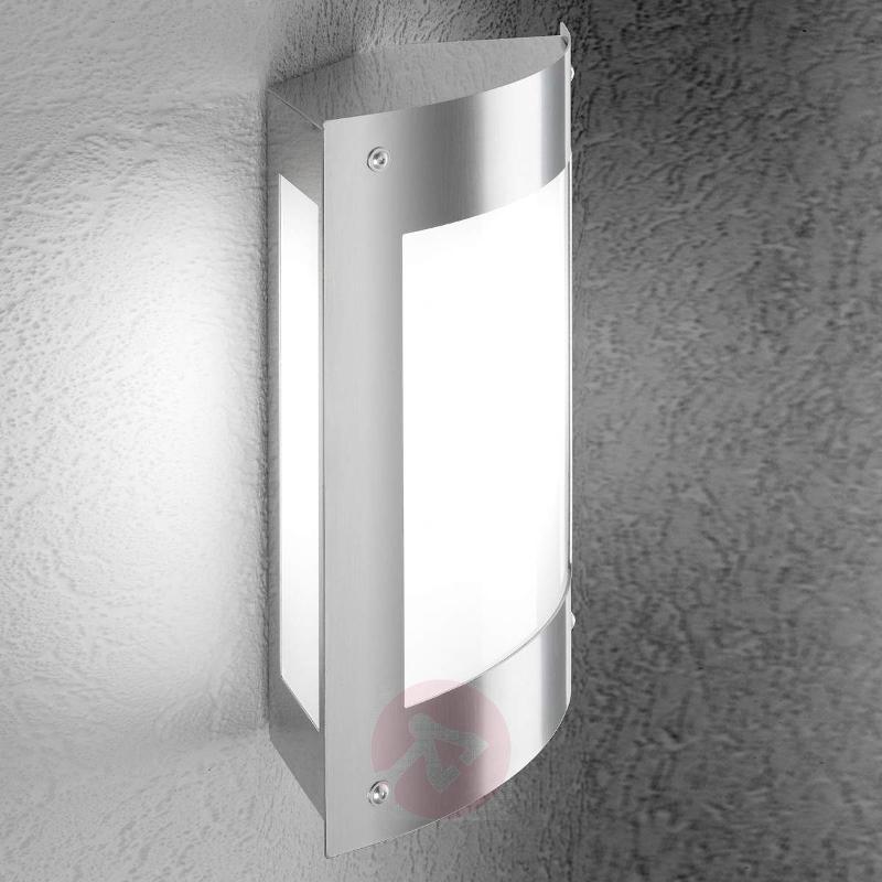 Wiando Contemporary Exterior Wall Lamp - Outdoor Wall Lights