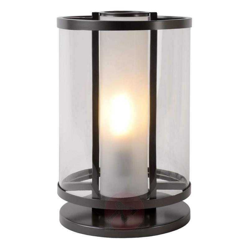 Atmospheric Brunello table lamp - indoor-lighting