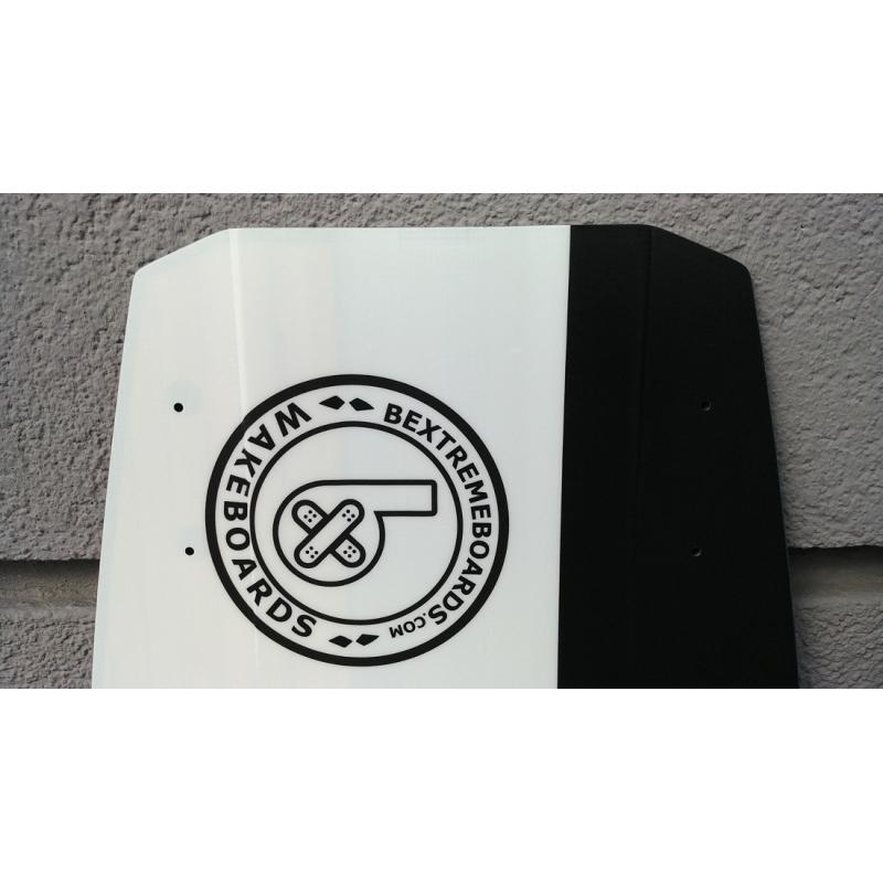 Wakeboard Bextreme Punk 139cm - Wakeboard