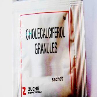 Cholecalciferol Granules - Cholecalciferol Granules