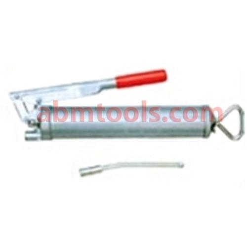 Grease Gun Lever Type - Al Die Cast Head - 3 Way Loading - A grease gun is a common workshop and garage tool used for lubrication