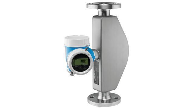 debit mesure produits - debitmetre coriolis proline promass E200