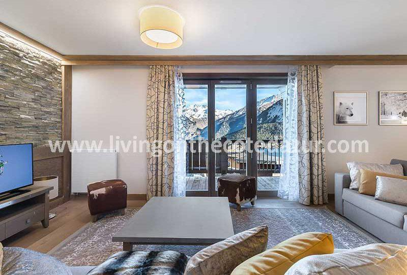 Luxury apartments for sale in downtown Courchevel - Real Estate