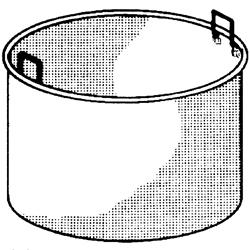 Basket for boiling pan 50 liters - ACCESSORIES