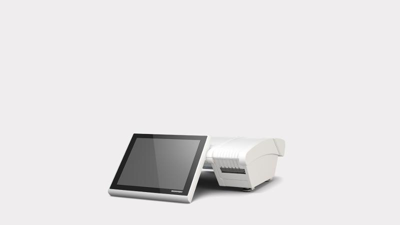 PC scales KH II 100 B and KH II 100 G - retail scales