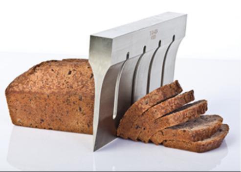 Sonotrodi di taglio per il settore alimentare - Design ottimale per un taglio senza fatica