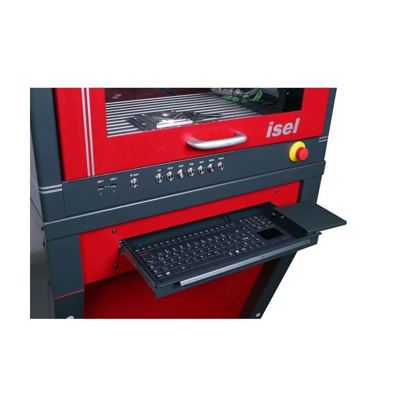SERIES ICV CNC-MILLING MACHINE (SERVO) - Ready-to-use small footprint cnc mill