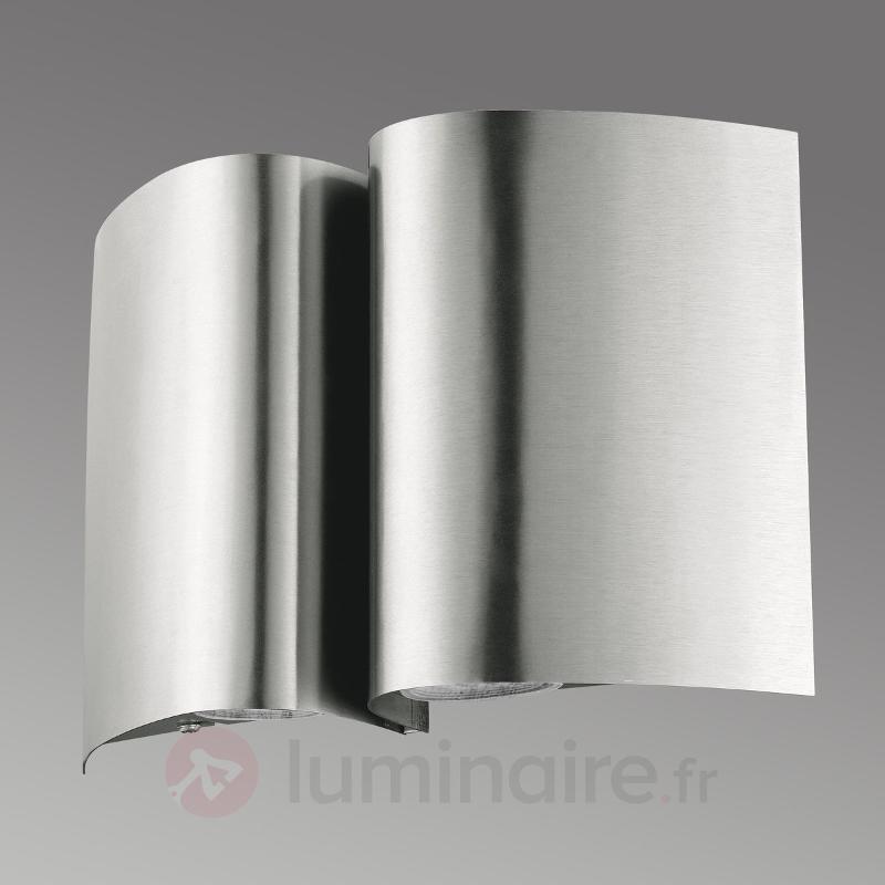 Suesa - applique LED inox pour l'extérieur - Appliques d'extérieur inox