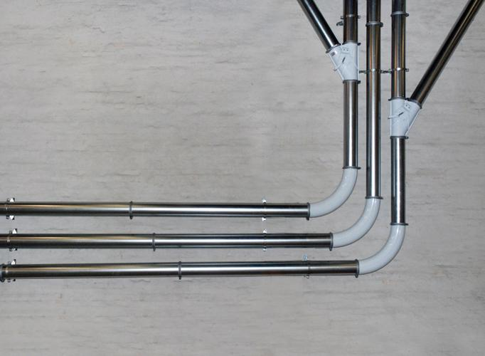 Système de tuyauterie OK - Tuyauterie