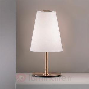 Lampe à poser élégante Clemo - Lampes à poser classiques, antiques