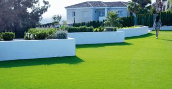 Pelouse artificielle pour jardin