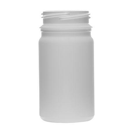Flacon Pilulier PEHD - Plastique 100-125-200 ml PULB