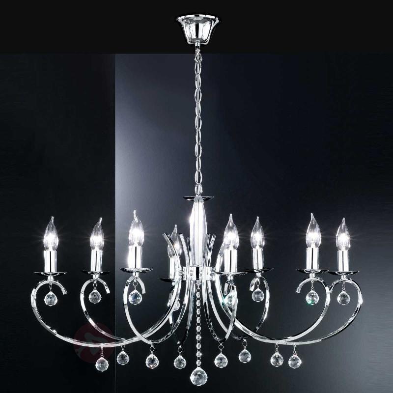 Lustre moderne SALA à 8 lampes - Tous les lustres