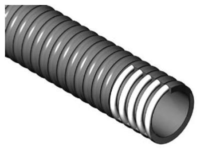 Spiral PVC Suction and Delivery Hose - null