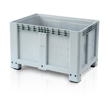 Solid plastic boxes - Plastic big box - 4 feet