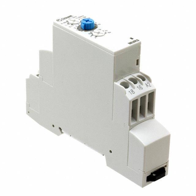 RELAY TIME ANALG 8A 12-240V DIN - Crouzet 88827103