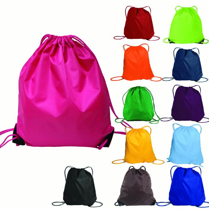 Cotton Backpack Drawstring Bags, Cotton Backpack String Bags for ...