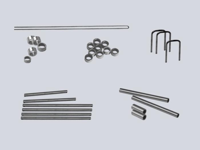 Accessories of sapphire heat field