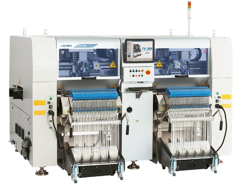 Smd Placement Machine - FX-3