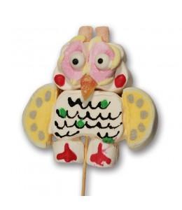 Owl 50 g - Marshmallow