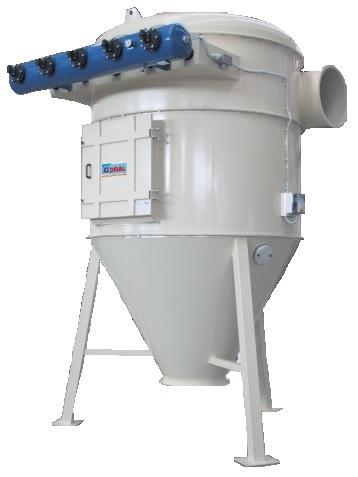 Filtre à cartouches haute pression - AIRALT ATEX Poussières