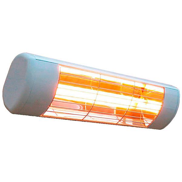 Infrared heaters for home and commercial use.
