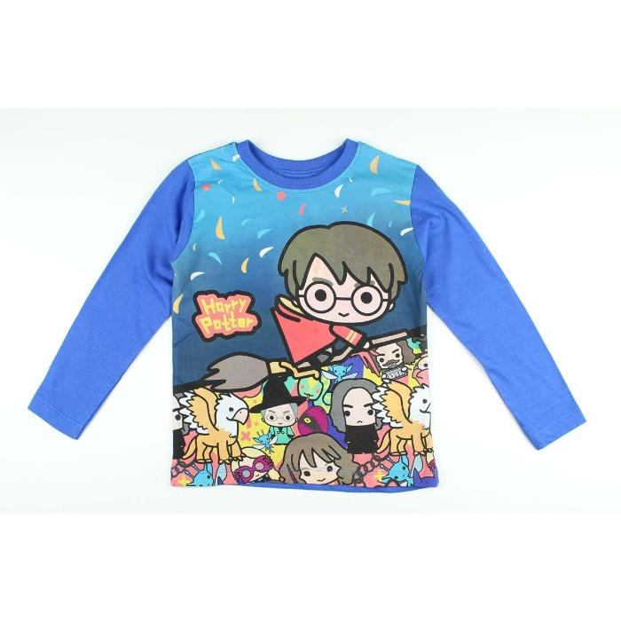 Distribuidor Europa Camiseta Harry Potter - Camiseta y Polo de manga larga