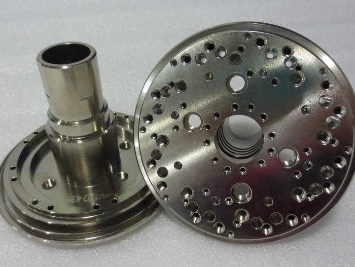 Semiconductor Aluminum parts - null