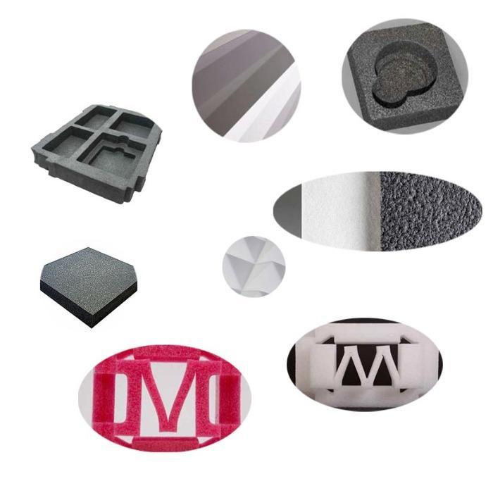 Special types of foam - PVC foam, BASOTECT®, PORON®, ANTISTATIC FOAMS (PE and PUR)