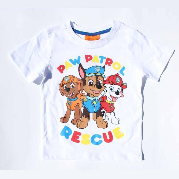 Distribuidor de stock Europa Camiseta Paw Patrol - Camiseta y Polo de manga corta