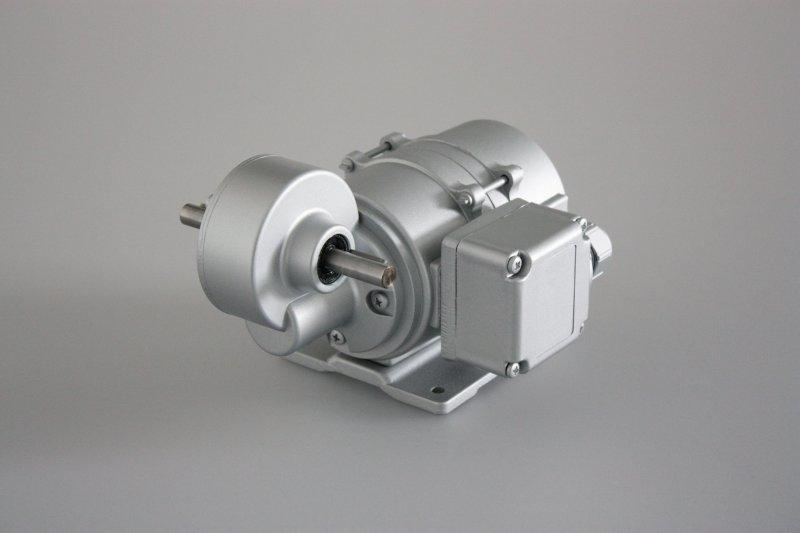SN5 - Single-stage gear drive with solid shaft
